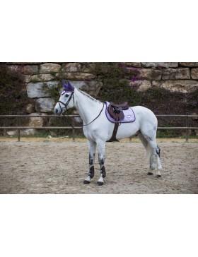 Tapis de selle Equestrian Stockholm - LAVENDER