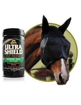 Ultrashield Fly Mask avec...