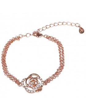 Bracelet Rose rosegold - SD...