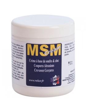 MSM Crème - REKOR