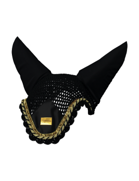 Bonnet Equito - Noir Or