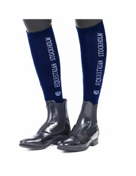 Chaussettes Midnight blue -...