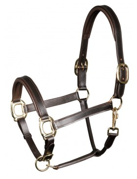 Licol en cuir Padded - Harry's Horse