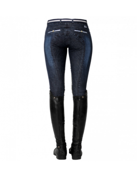 Pantalon Ricarda Knee Grip Jeans - Spooks