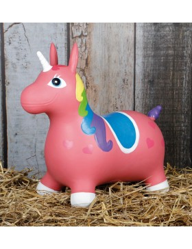 Licorne gonflable - Harry's Horse