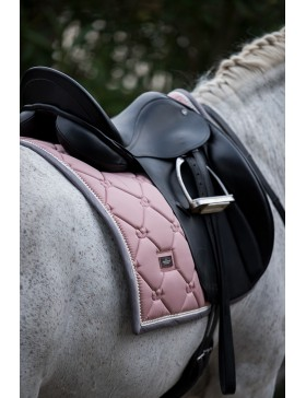 Tapis de selle Equestrian Stockholm - PINK PEARL