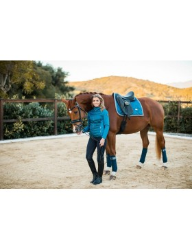 Bandes de polo Equestrian Stockholm - MOROCCAN BLUE